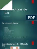 Arquitecturas de Red