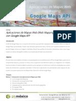 Temario Curso Google Maps API