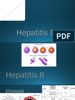 Hepatitis B y D