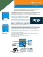 Victron_Datasheet - Quattro 3kVA - 10kVA - Rev 12 - ES