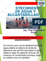 ABASTECIMIENTO DE AGUA DIAPOSITIVA