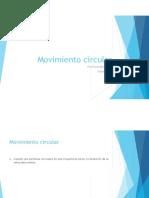 Movimiento Circular (Versión 1.0)