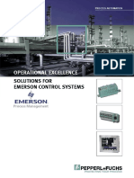 Solutions for Emerson Control Systems