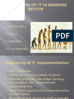01-Evolution of IT in Banking Sector
