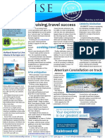 Cruise Weekly for Thu 14 Jul 2016 - ecruising.travel success, NTIA, Scenic opens Newcastle HQ, Seven Seas Explorer christening, WindStar president and much more.