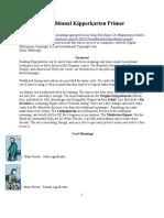 A Traditional Kipperkarten Primer