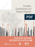 Innovation Competitiveness and Regional Integration