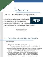 ALGORITMOS DE PLANIFICACION