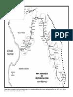 Mapa Hidrologico Del Río Piura y La Chira B1