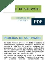 Pruebas de Software