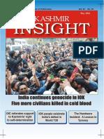 Kashmir Insight May2016