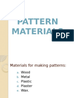 Pattern Mateials