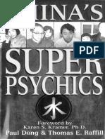 China Super Psychic
