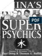 China Super Psychic