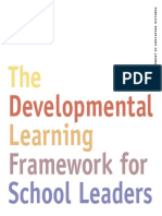 Developmental Learn