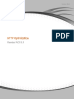 Solution Brief HTTP Module RiOS 6.1