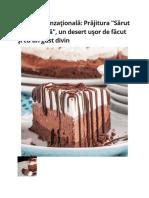 Sarut de Ciocolata