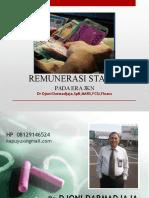1. Konsep Remunerasi Staf RS