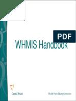 Whmis Review Handbook