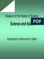 Astronomy in Islam