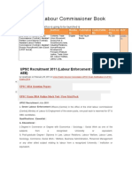 Assistant Labour Commissioner Books