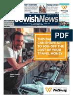 14 July 2016, Jewish News, Issue 959
