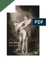 Milton John - Paraiso Perdido (Ilustrado)