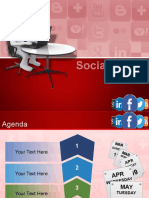 0914 Social Media Powerpoint Presentation