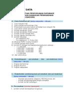 Checklist Data2