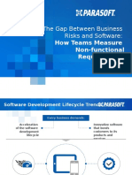 The Gap Between DevTest and the Business