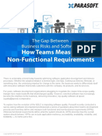 Addressing Non-Functional Requirements