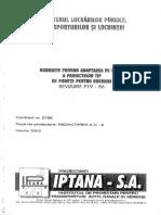 P 19 2003 Adaptarea La Teren a Proiectelor Tip de Podete Pt Drumuri