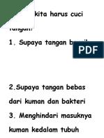 Cuci Tangan Tulisan 2
