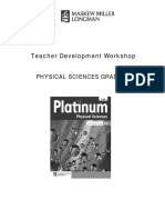 Physical Sciences Gr11 Teachers Module MML