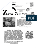 TACA Times May/June 2010