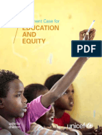 The Investment Case for Education and Equity