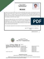 Executive Legislative Agenda- Jagna, Bohol