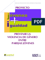 Buen Proyecto Violencia Con Talleres Vale Mdsr 2016
