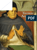 Turner -- Thomas Aquinas, A Portrait