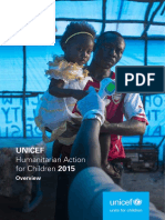 Humanitarian Action for Children 2015 (Overview)