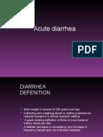 Acute Diarrhea Nur Ifansyah