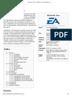 Electronic Arts – Empresa-game