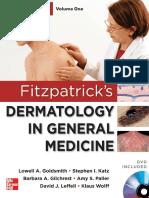 Fitzpatricks Dermatology in General Medicine 8Ed