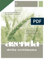 Ag 17 LugComunità pastorale di Uggiate e Ronago - Agenda della settimana