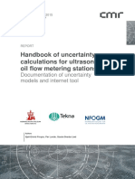 CMR Handbook Fiscal Ultrasonic Oil Metering Station