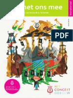 Annie MG Schmidt PDF Lesproject