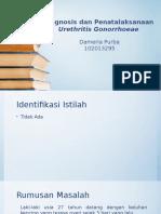 PPT Blok 15 Gonorrhea