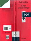 Émile Durkheim - As Regras Do Método Sociológico