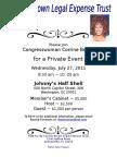 Corrine Brown Legal Defense Fund Event