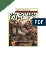 Visiones y Revelaciones de Ana Catalina Emmerick - Tomo XII